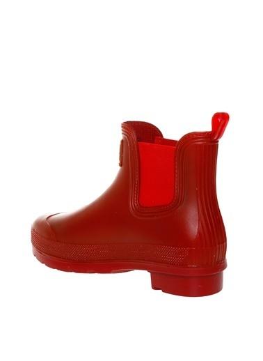 T-Box Yağmur Çizmesi Kırmızı